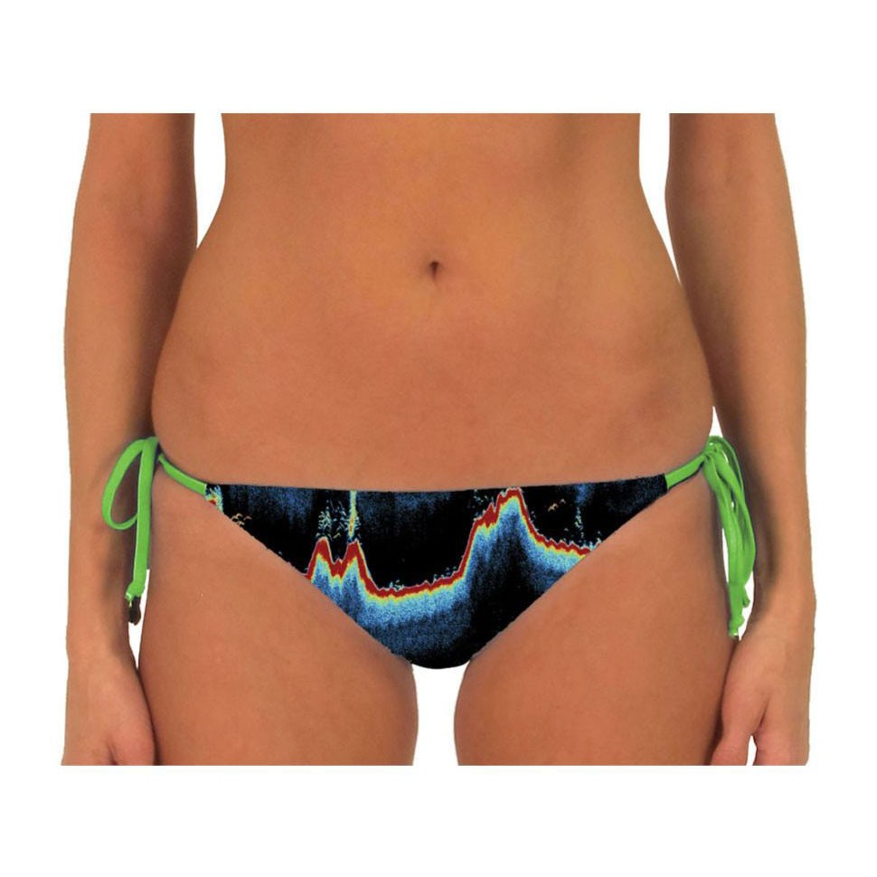 Pelagic Fish Finder Bikini Bottoms