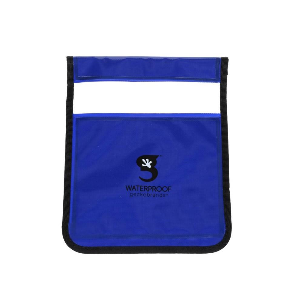 Gecko iPad Drybag Royal - Back
