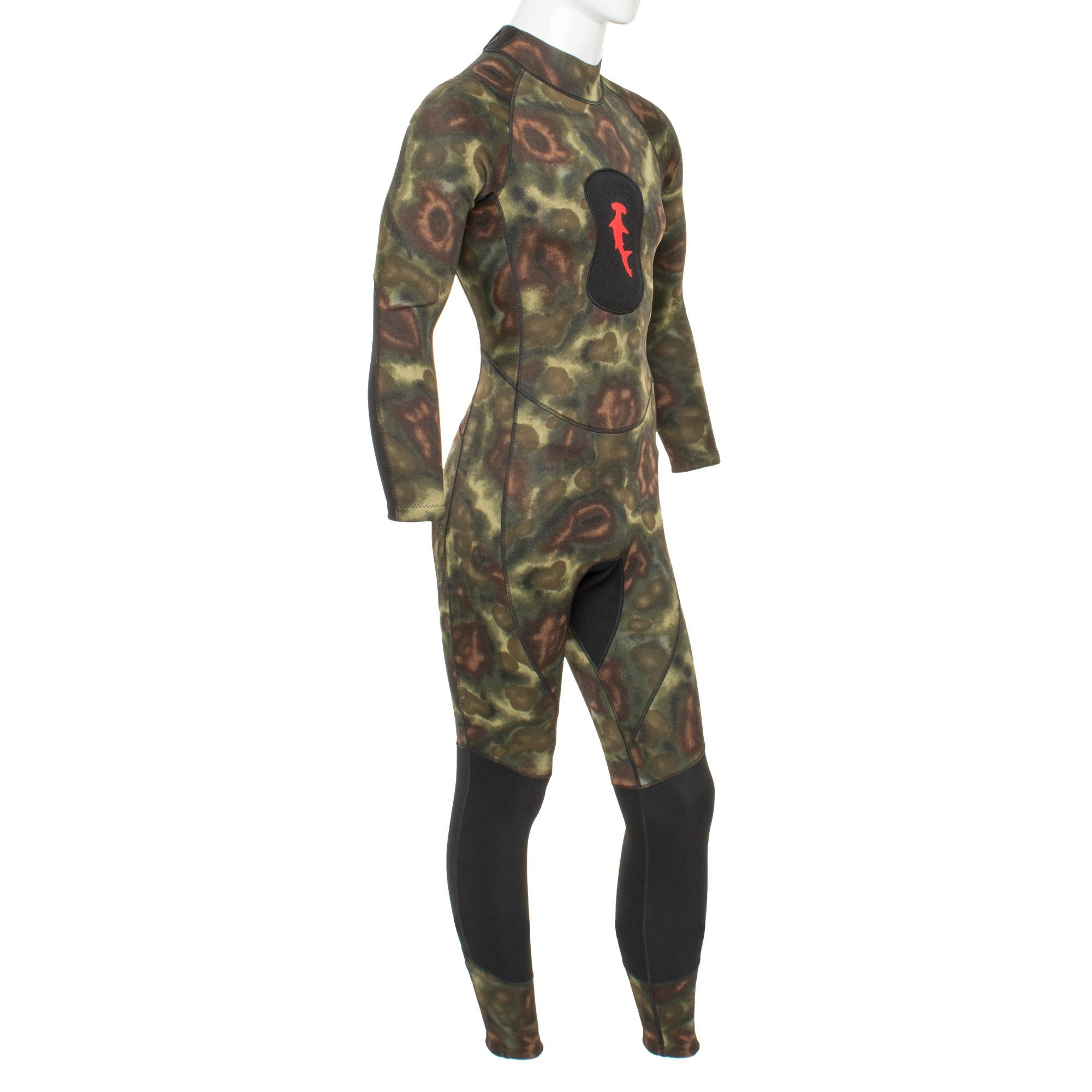 Hammerhead Ambush Wetsuit, 2 mm One-Piece Angle