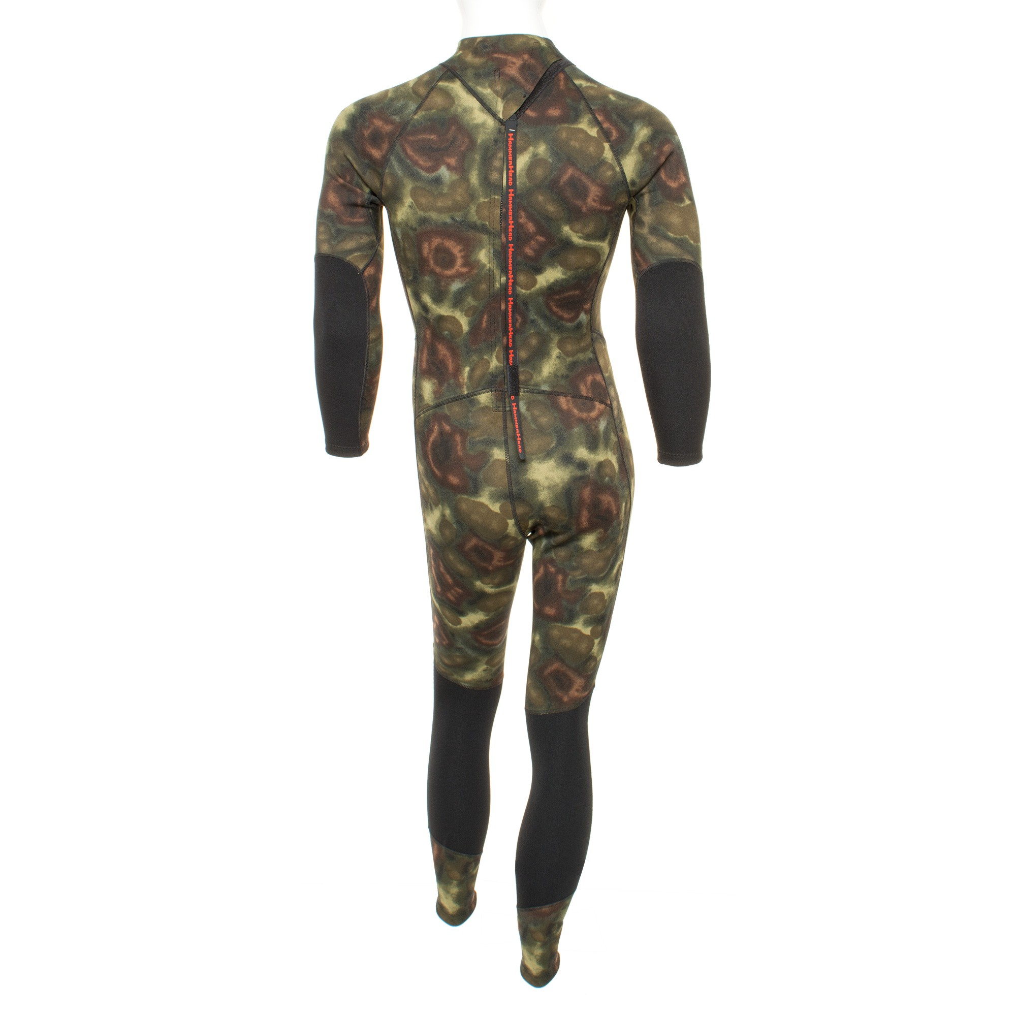 Hammerhead Ambush Wetsuit, 2 mm One-Piece Back