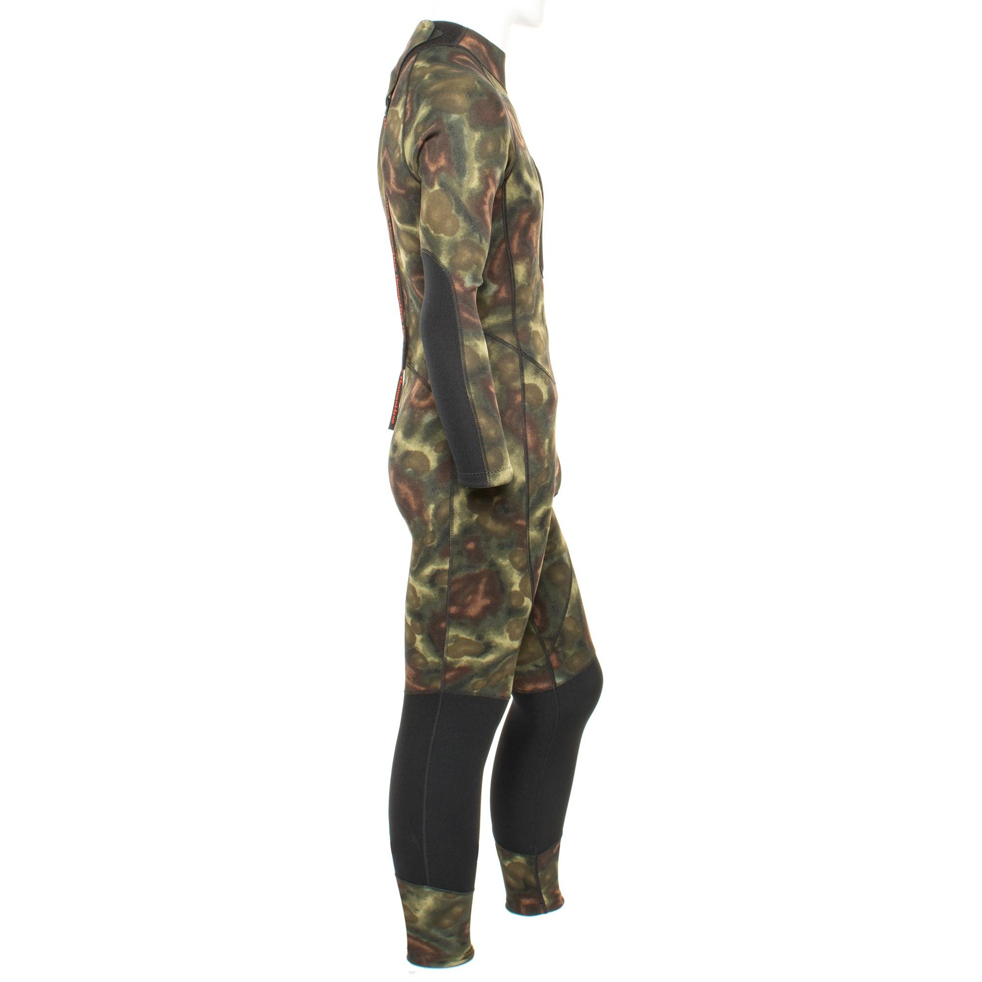 Hammerhead Ambush Wetsuit, 2 mm One-Piece Side