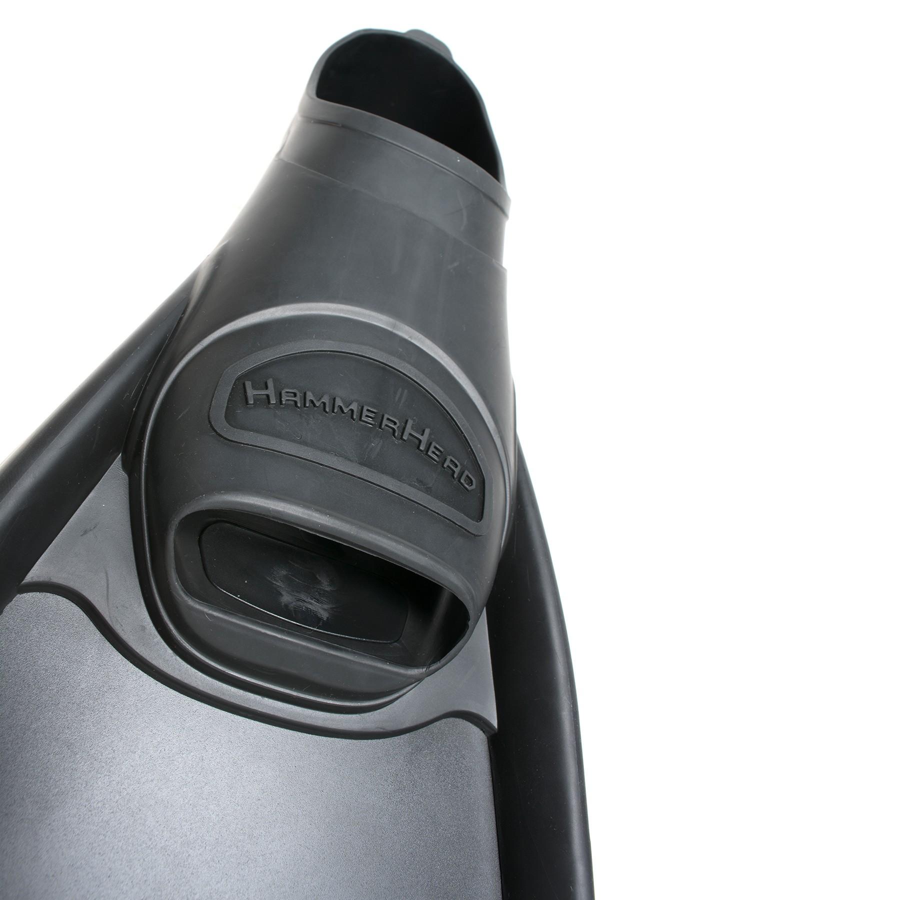 Hammerhead Kaudal Fins Detail