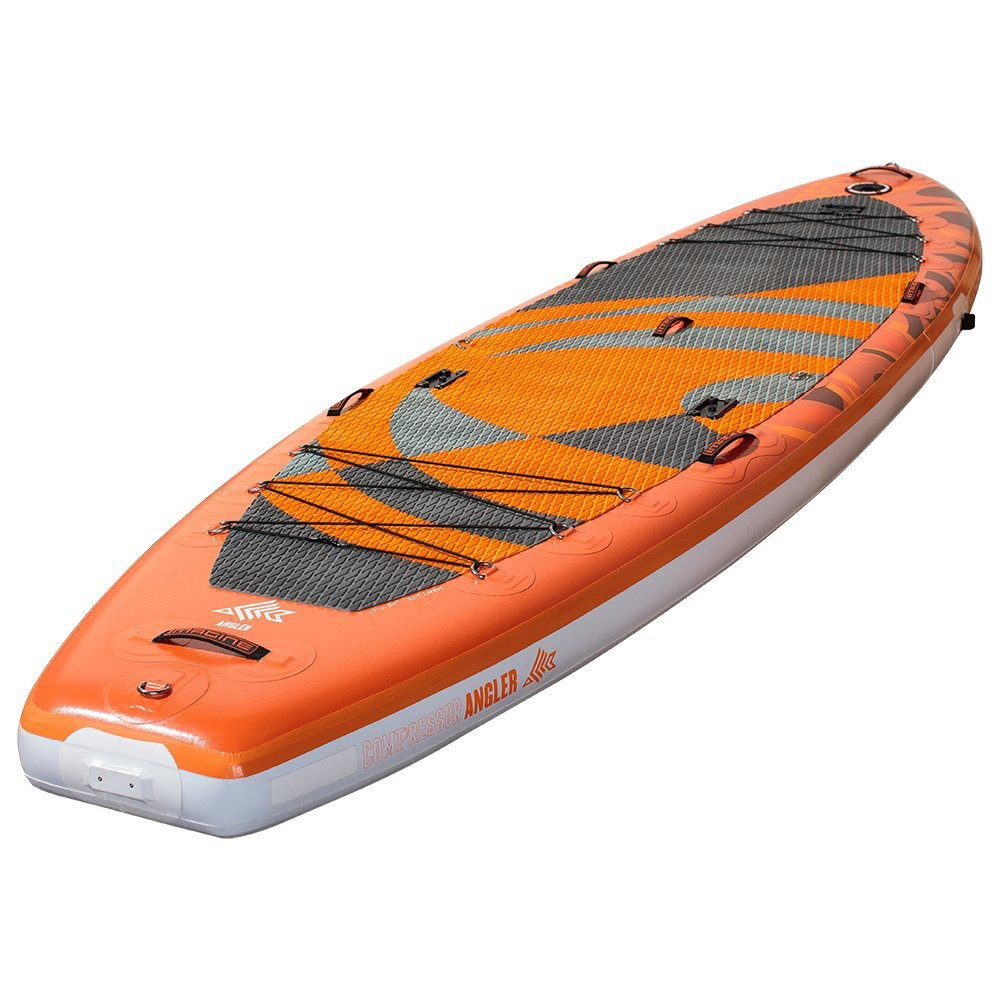 Imagine Angler 11 DLX Inflatable Stand Up Paddle Board
