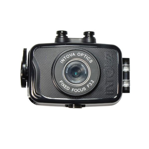 Intova Duo Action Waterproof Camera black