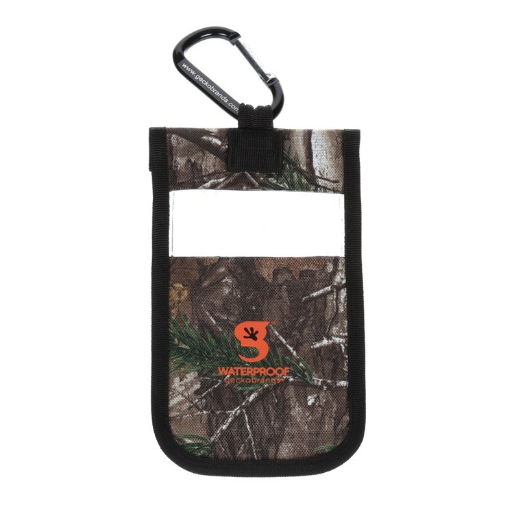 Gecko iPhone Drybag RealTree - Back