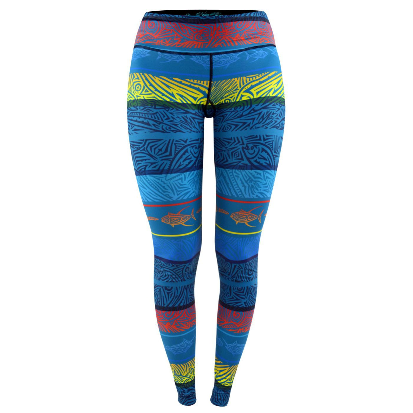 Pelagic Womens Oceanflex Active Legging island time
