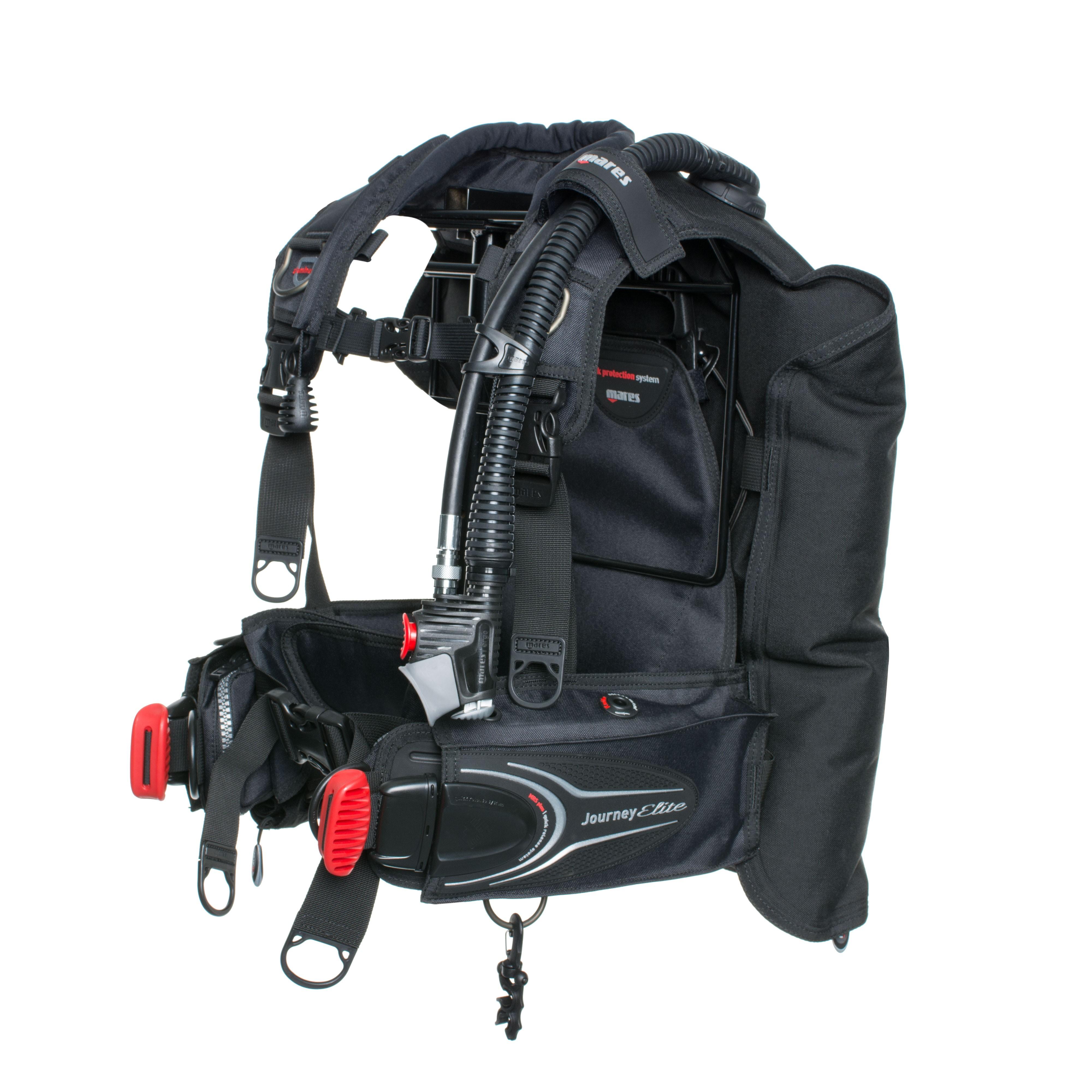 Mares Journey Elite Scuba Gear Package