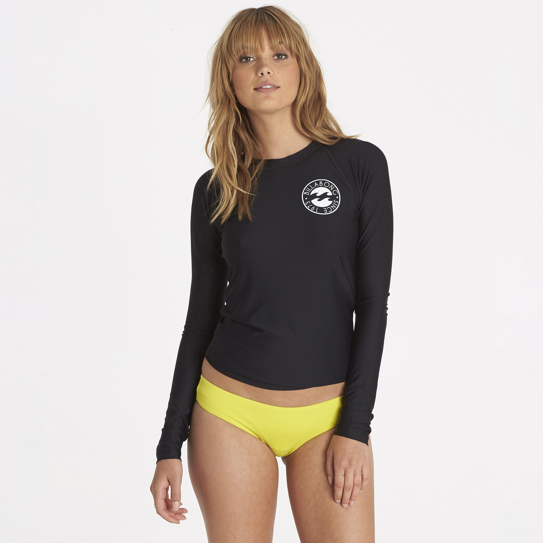 Billabong Core Performance Fit +50 UV Long-Sleeved Rashguard (Women's)