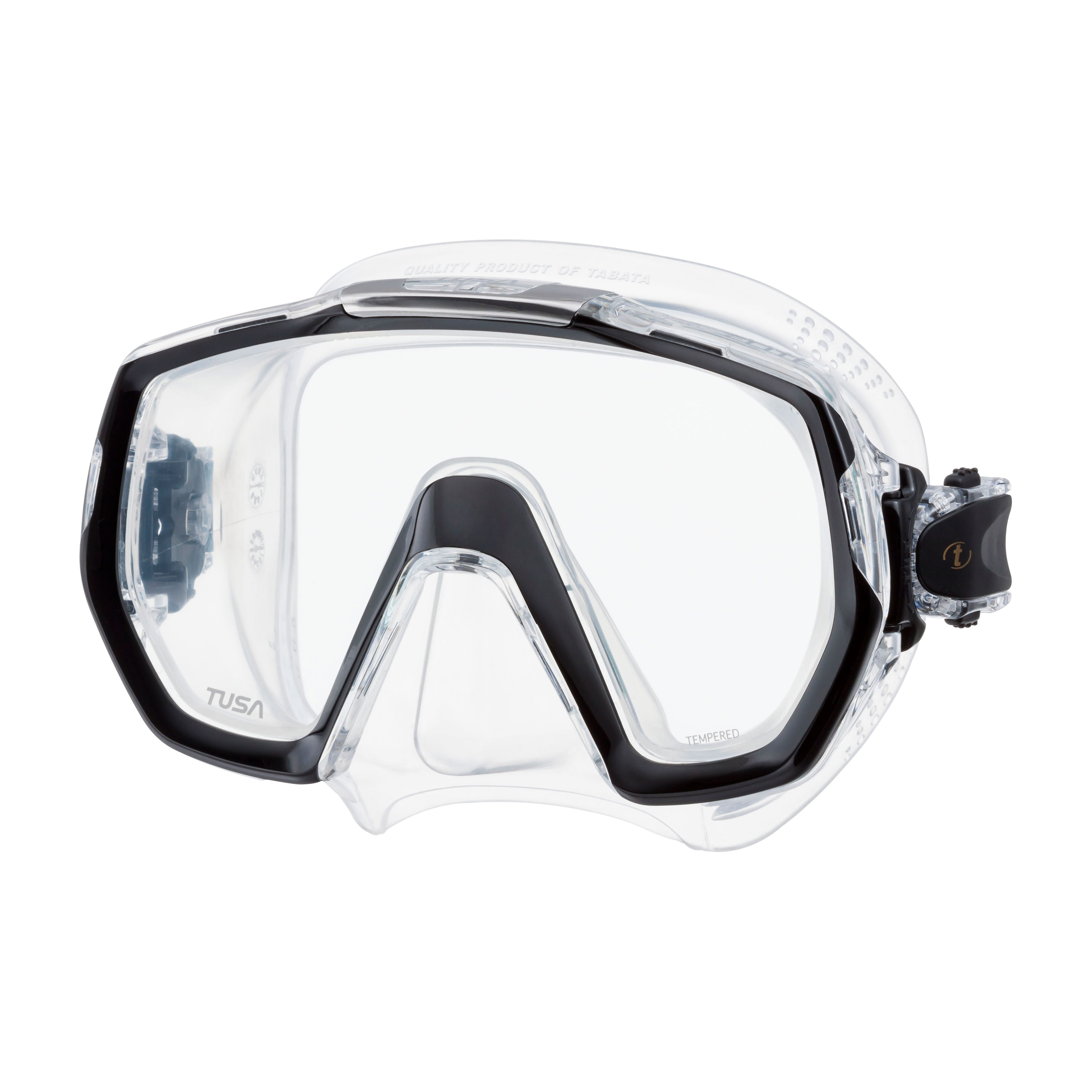 Tusa Freedom Elite Scuba Mask