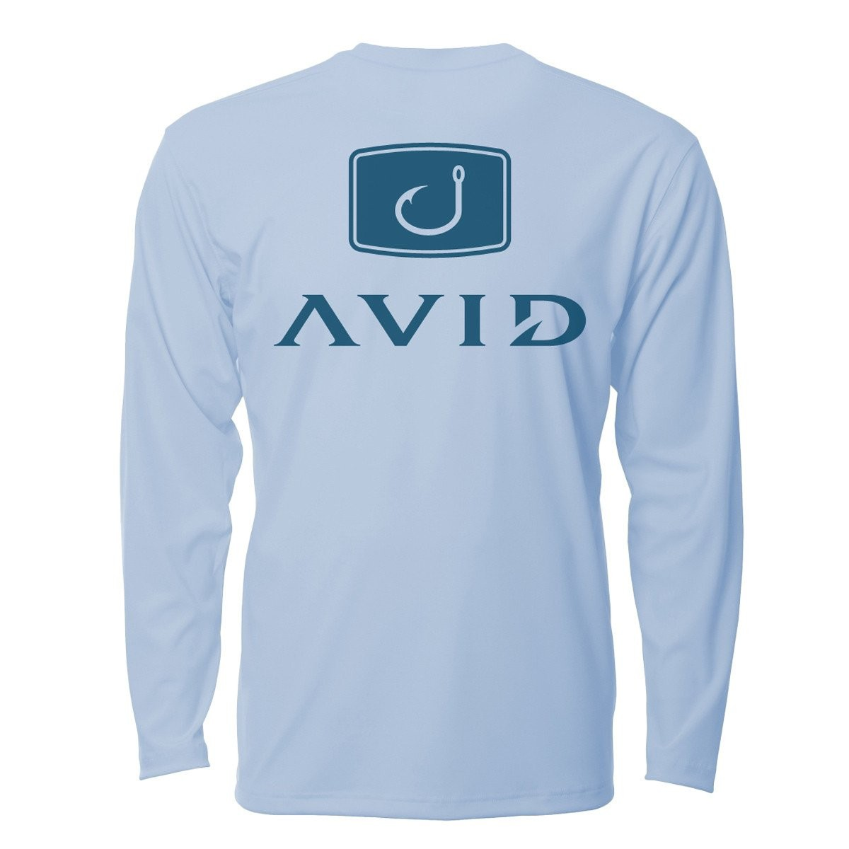 AVID Iconic AVIDry 50+ UPF Long Sleeve Sun Shirt (Men's)