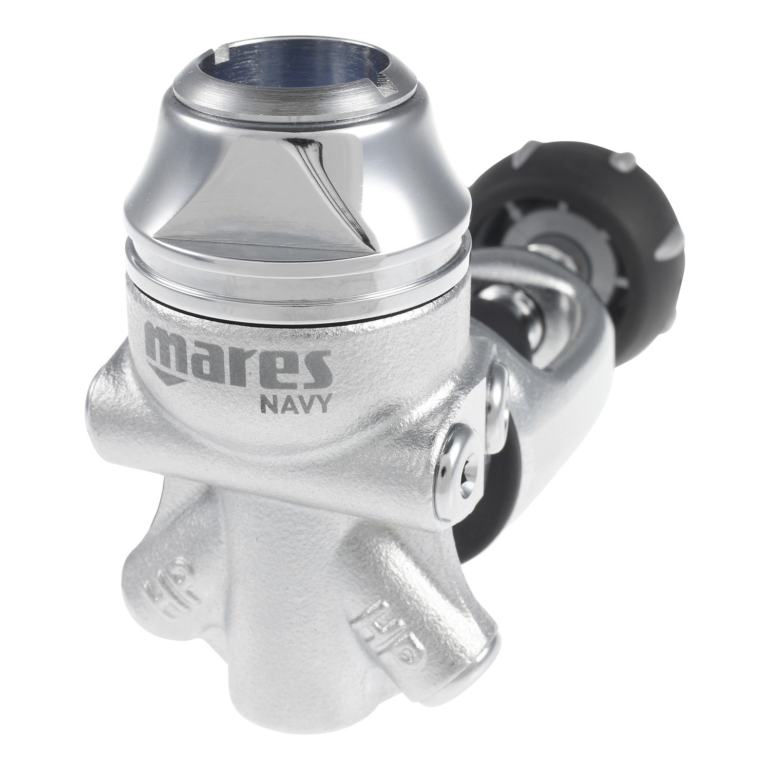 Mares Abyss 22 Navy II Regulator First Stage