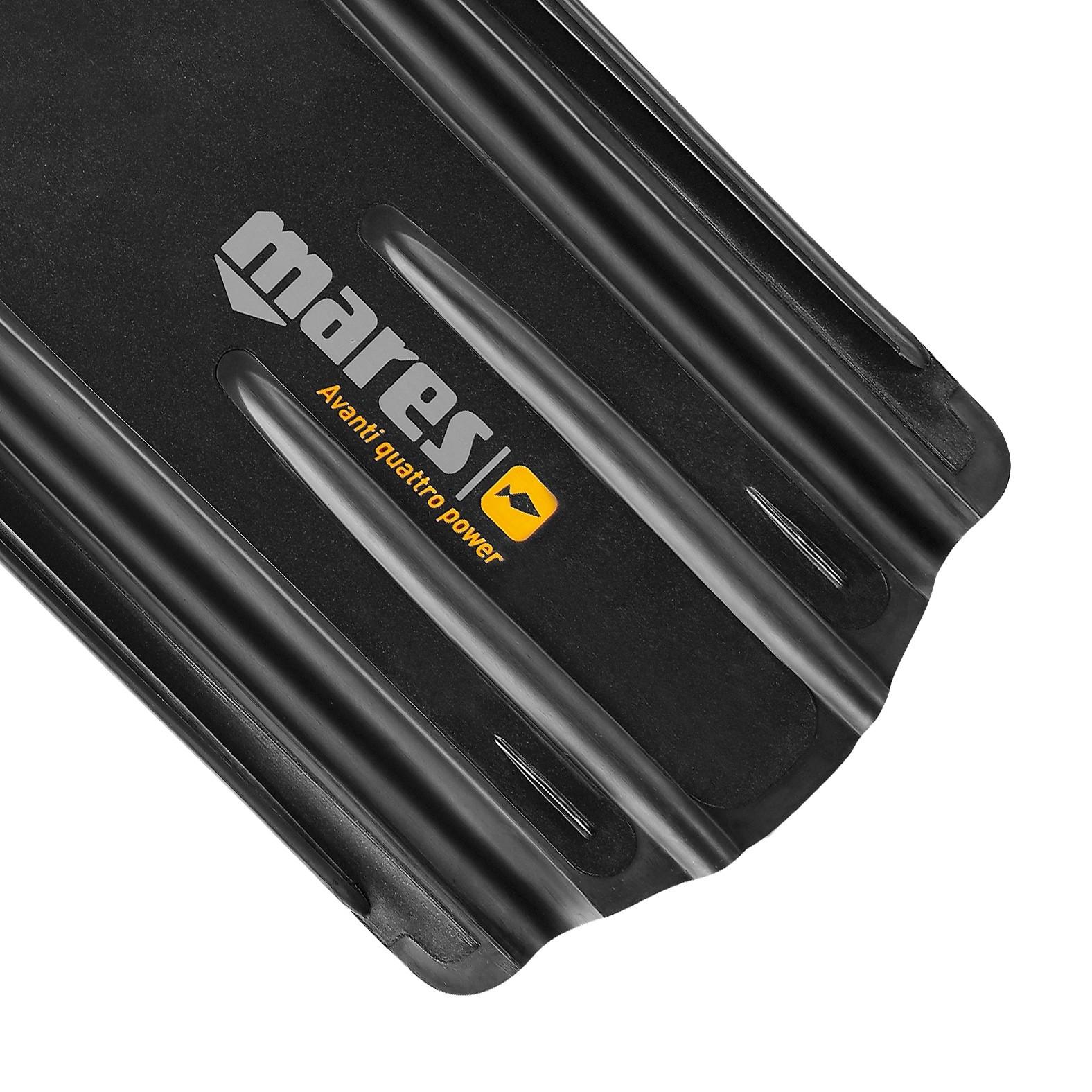 Mares Quattro Power Scuba Fins - Full Foot Tip