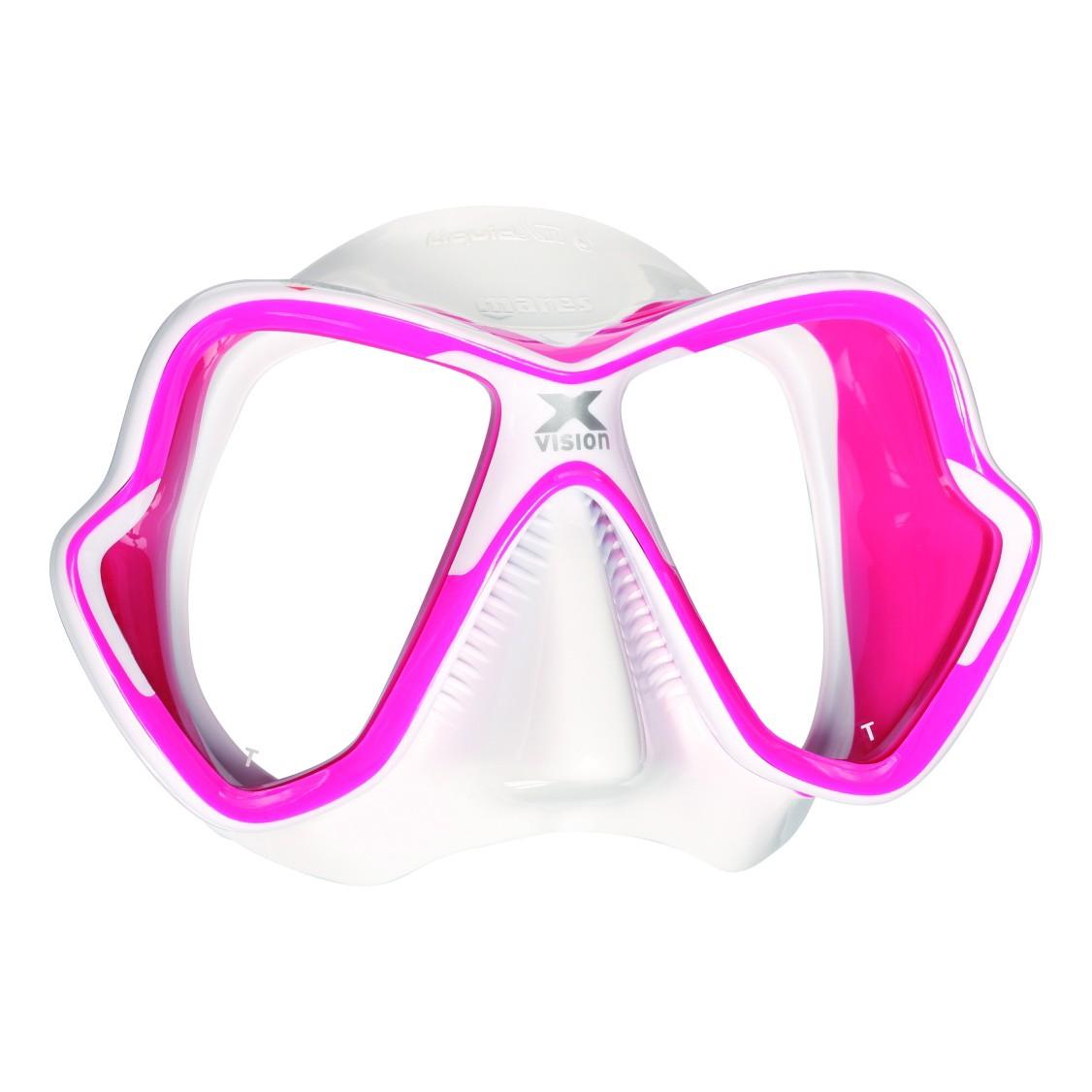 Mares X Vision Liquidskin Mask Pink
