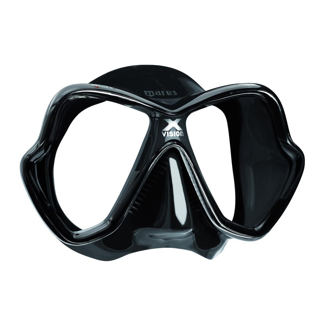 Mares X-Vision Mask 2014 Black