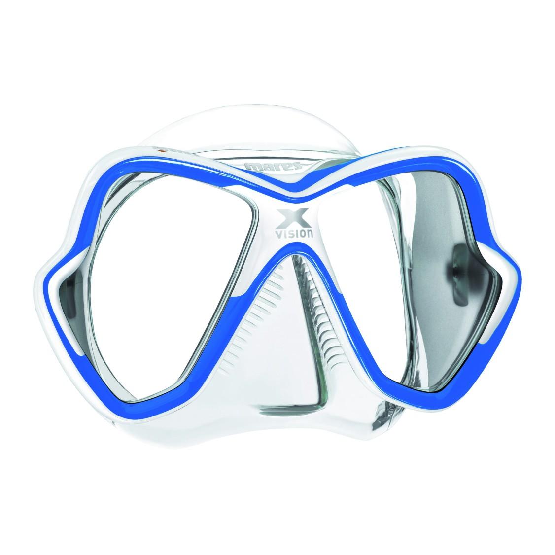 Mares X-Vision Mask 2014 Blue