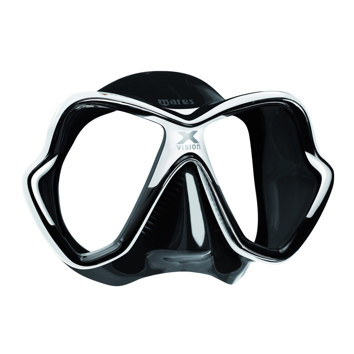 Mares X-Vision Mask 2014 White Black