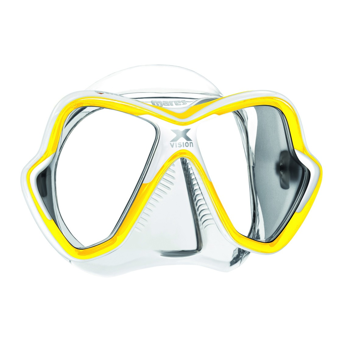Mares X-Vision Mask 2014 Yellow