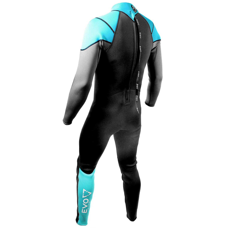 EVO Elite 3mm Men's Full Scuba Wetsuit - 2017