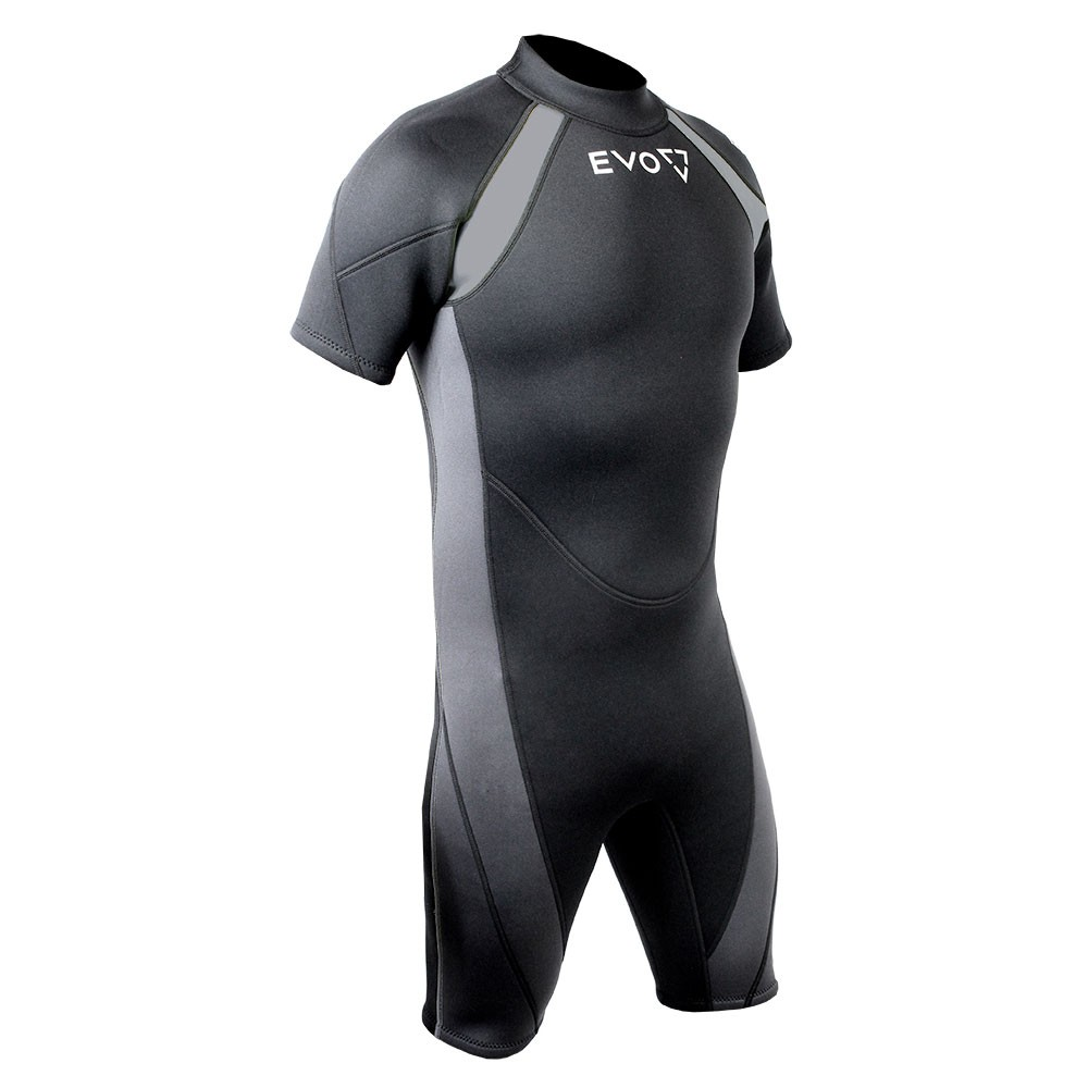 EVO 3mm Men's Shorty Wetsuit - 2017