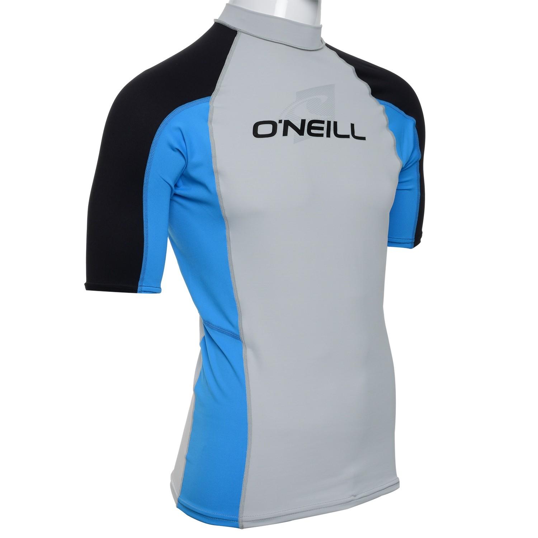 O'Neill Skins Short Sleeve Crew Men's Rash Guard