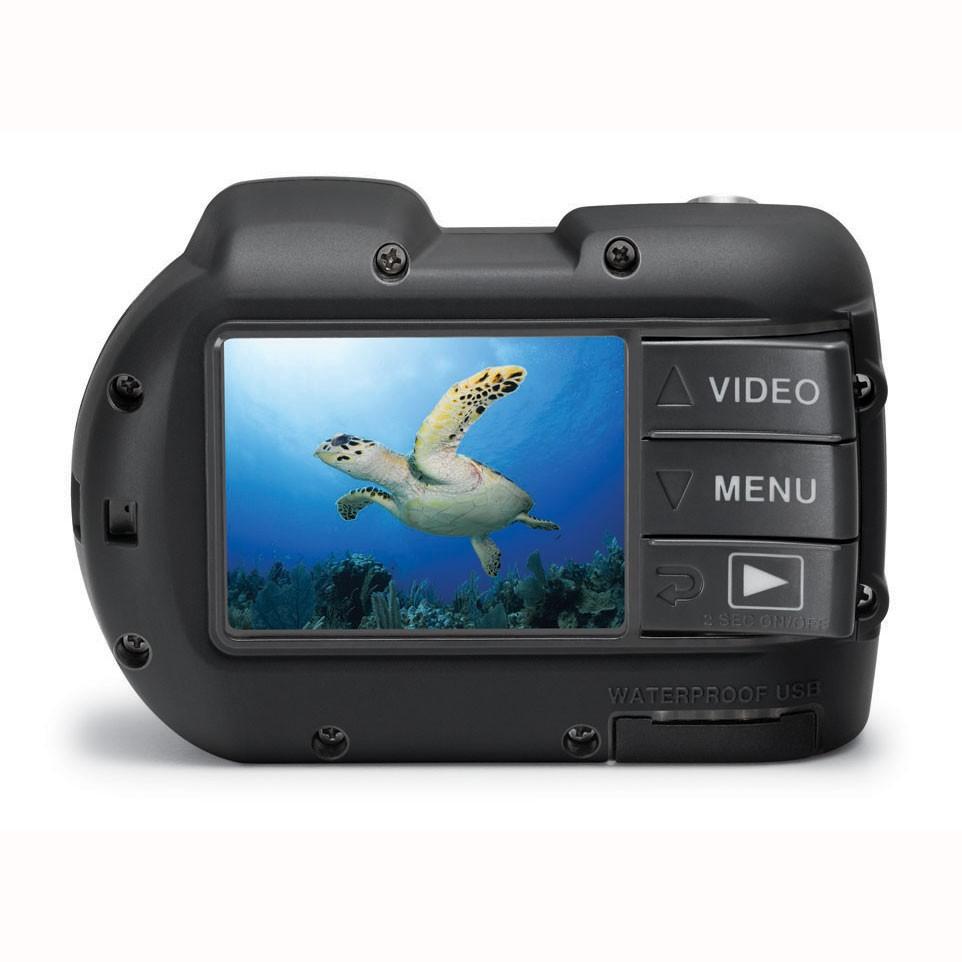 SeaLife Micro 2.0 WiFi 32GB back