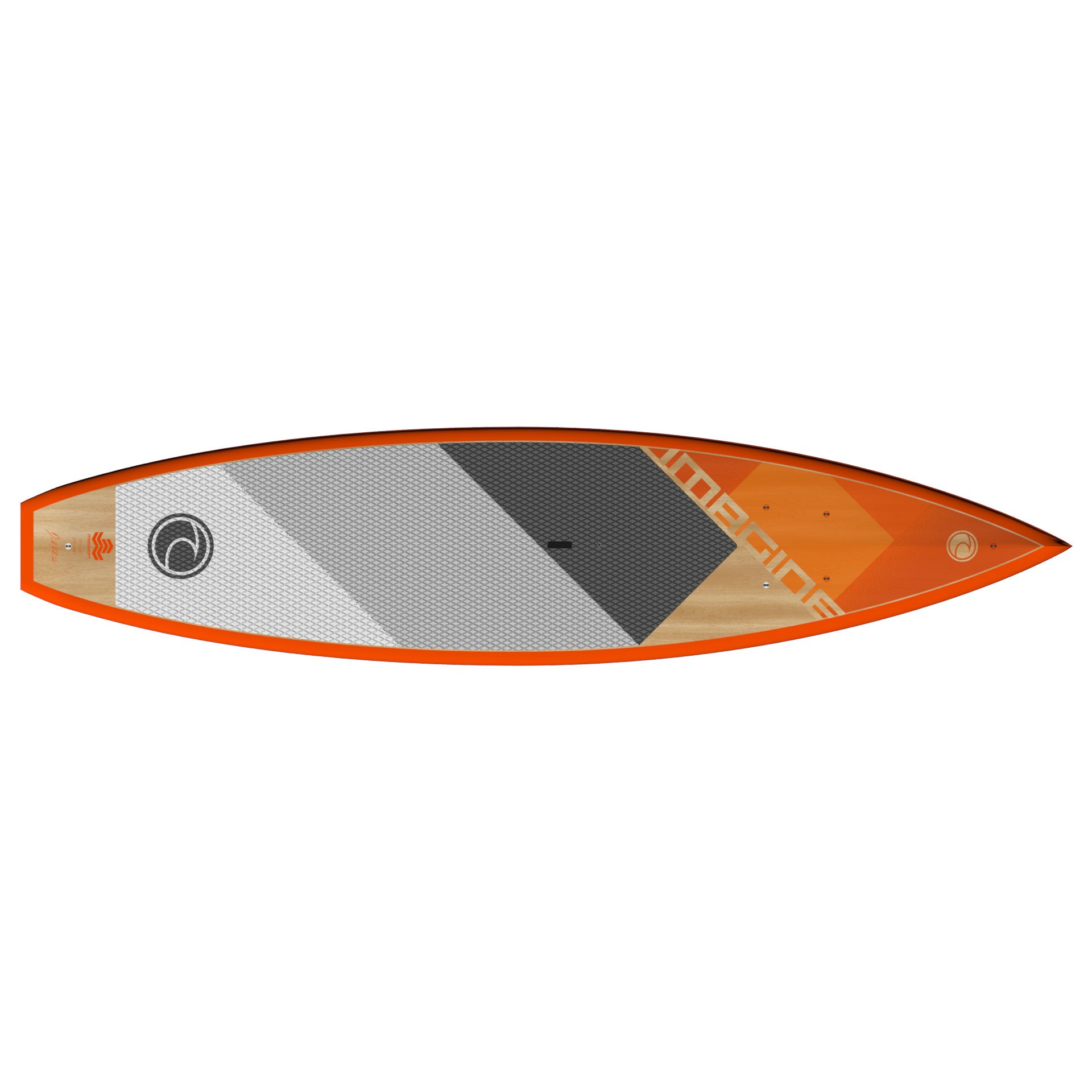 mission wood composite sup top