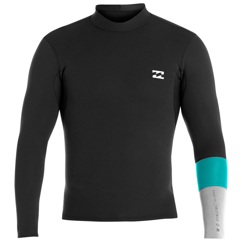 Billabong Revolution Tri Bong 2MM Long-Sleeve Wetsuit Jacket