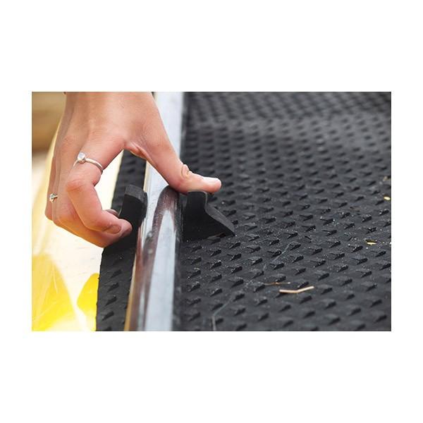 Paddle Hugger Paddle Holder - Detail 2
