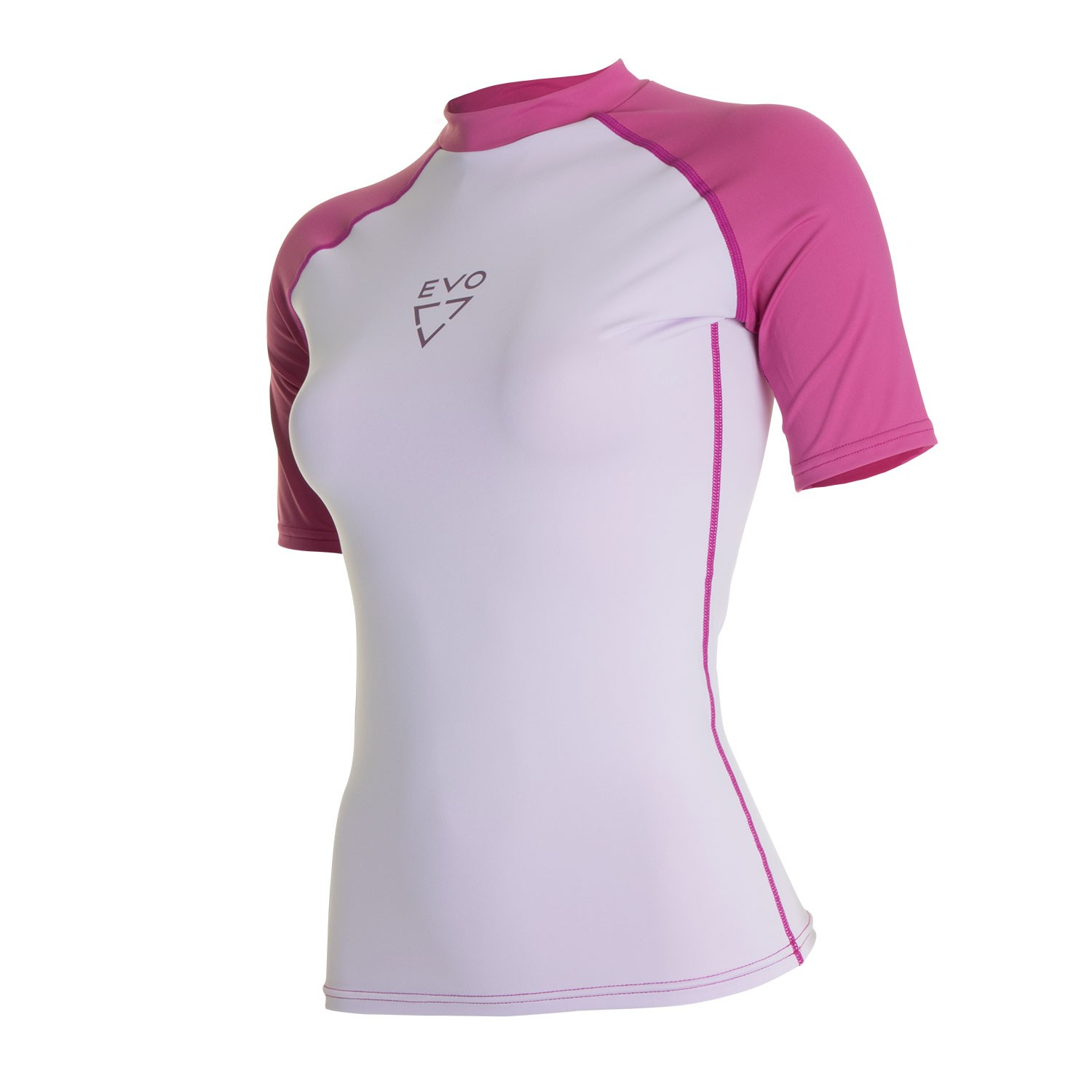 EVO Women's Short Sleeve Rash Guard - 2017