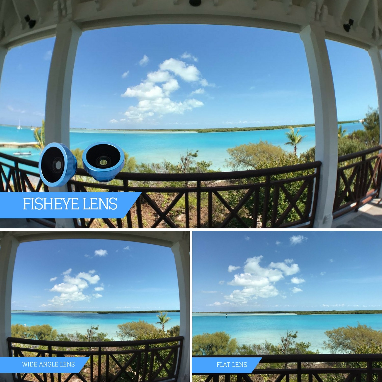 ProShot 151-Degree Fisheye Camera Lens