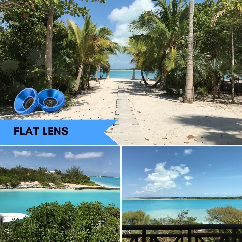 ProShot Flat Camera Lens