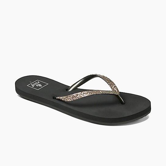 Reef Stargazer Sparkly Waterproof Sandal (Women's)