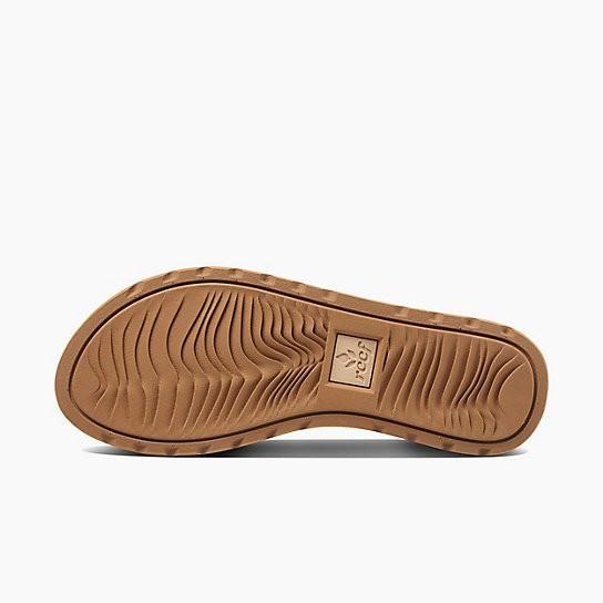 Reef Voyage Sunset Waterproof Leather Sandal (Women's)