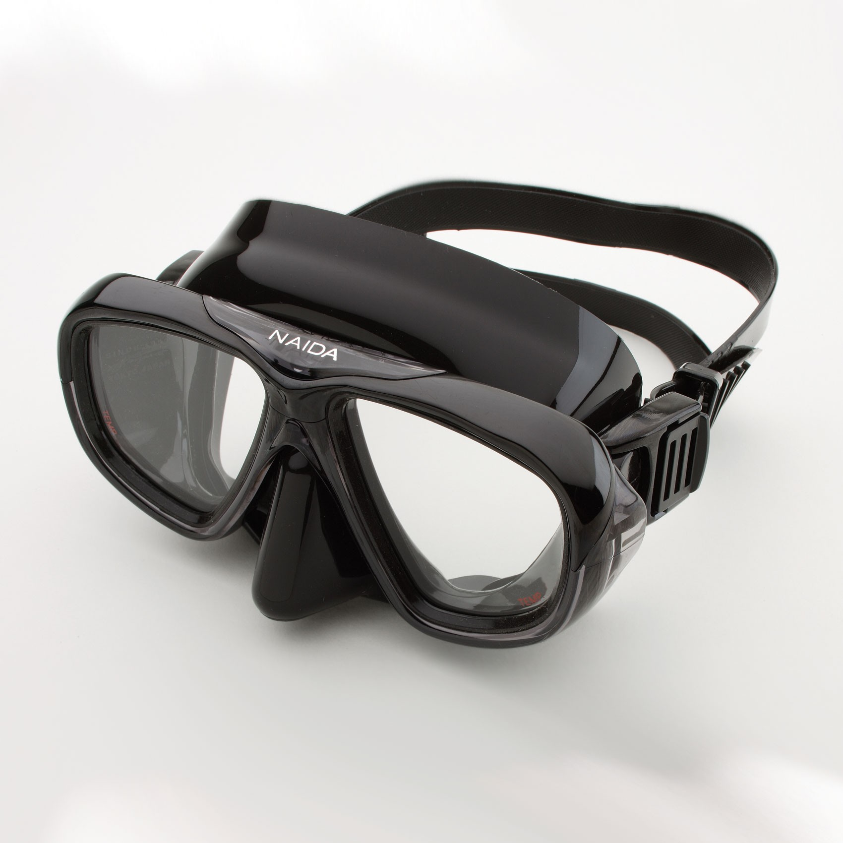 Riffe Naida Freediving Mask clear