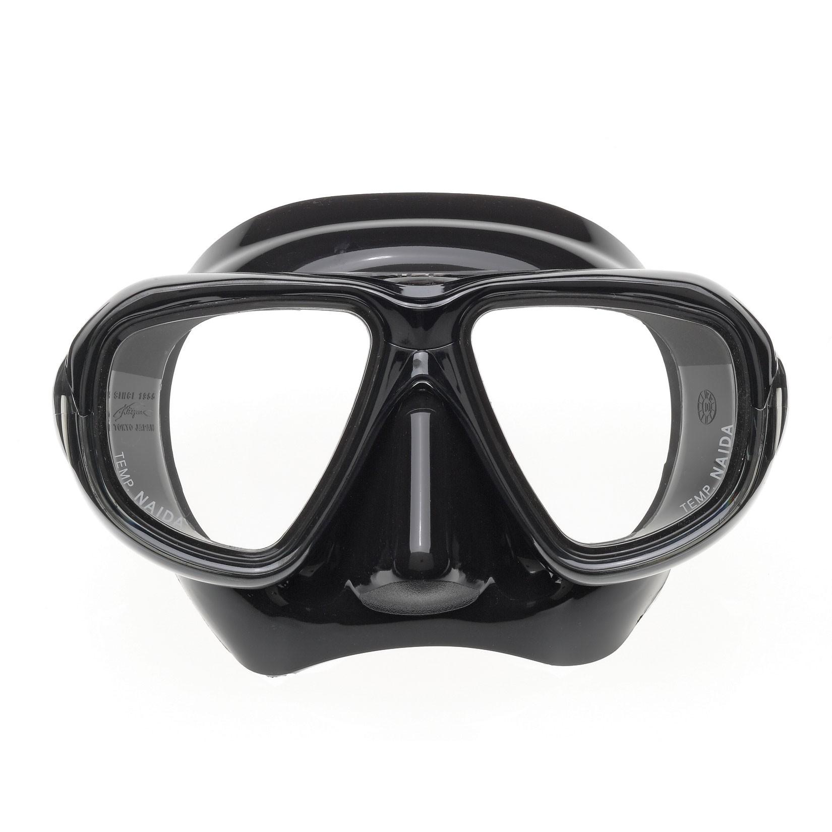 Riffe Naida Freediving Mask front