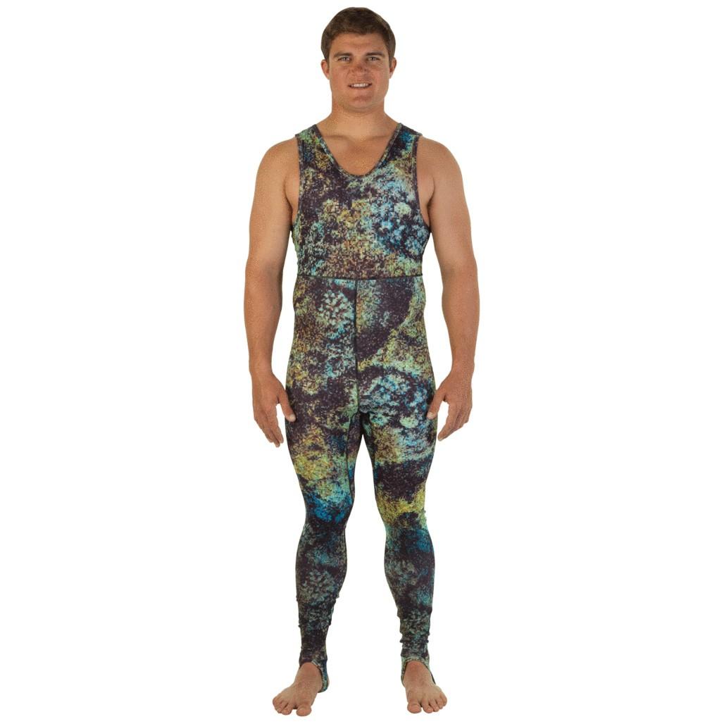 Riffe Lycra Spearfishing Suit - Digi-Tek Bottoms