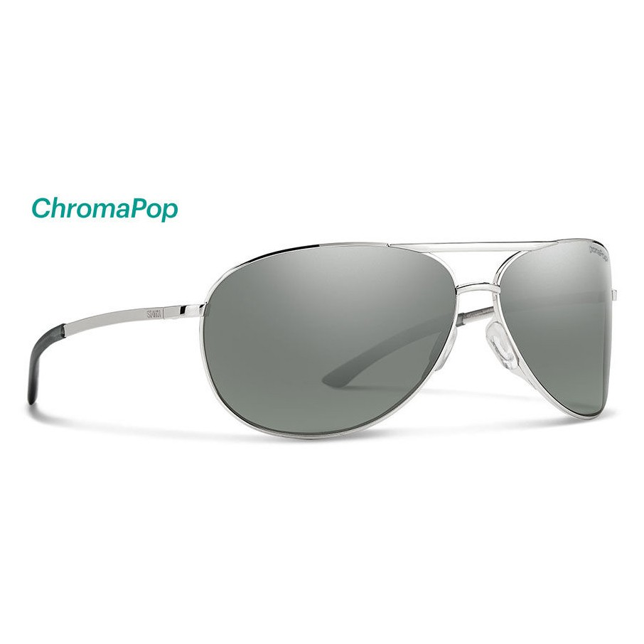Novelties Direct Aviator Sunglasses, Silver Frame by Novelties Direct