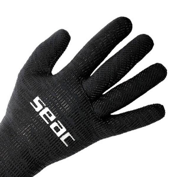 SEAC Spider Warm Water Glove Back