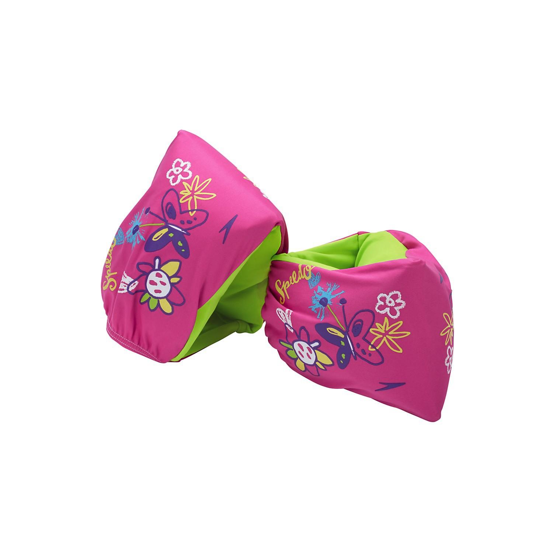 Speedo Fabric Arm Band - Pink