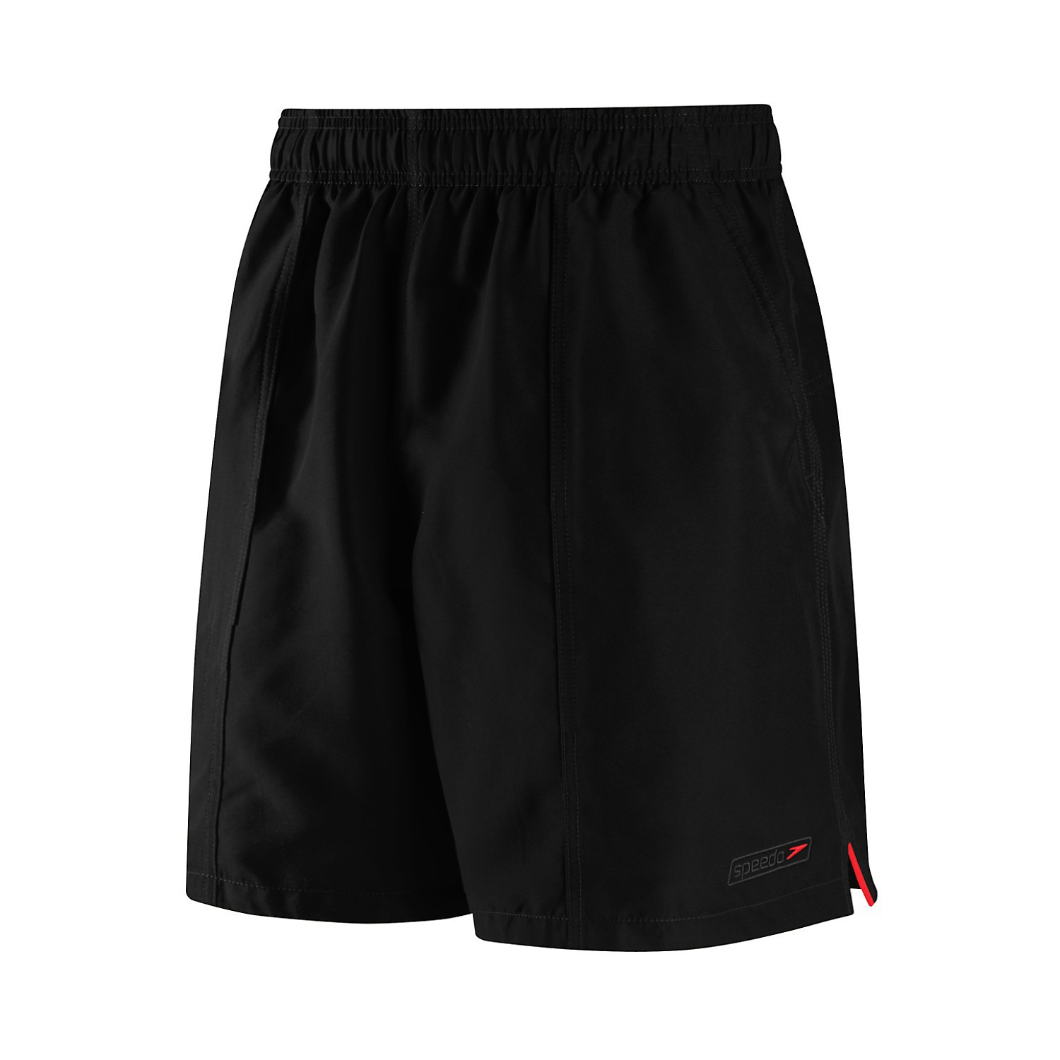 Speedo Rally Volley Shorts Black - Front