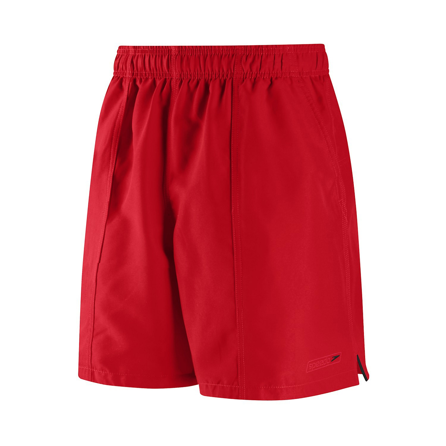 Speedo Rally Volley Shorts Red - Front