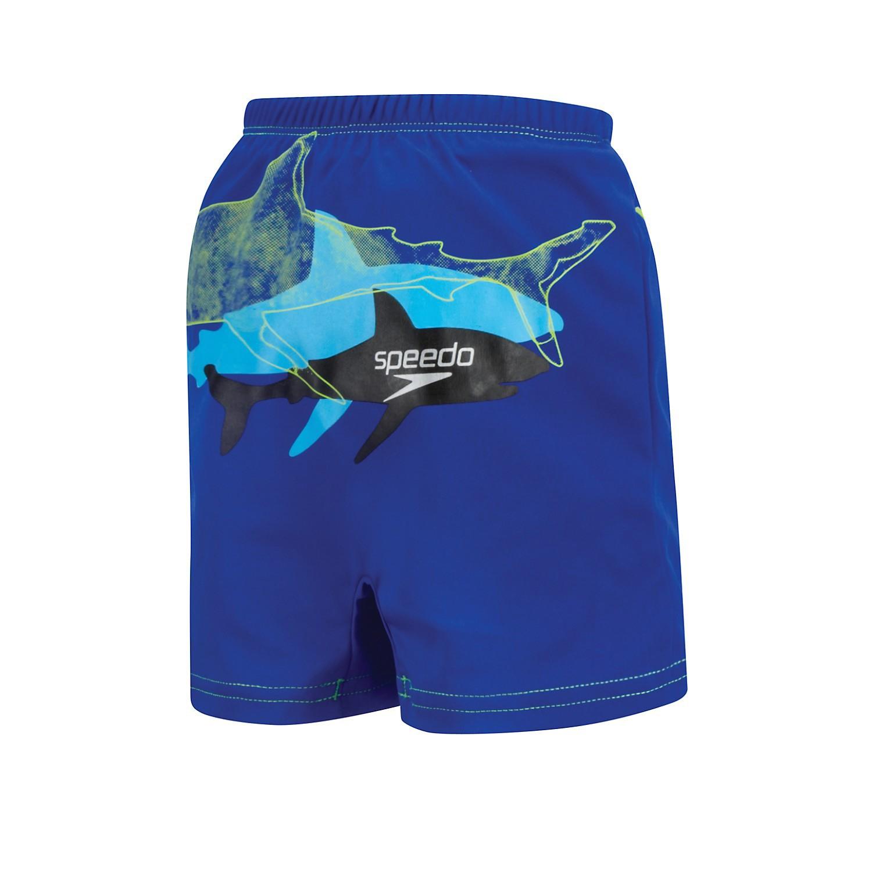 Speedo Swim Diaper Blue - Back