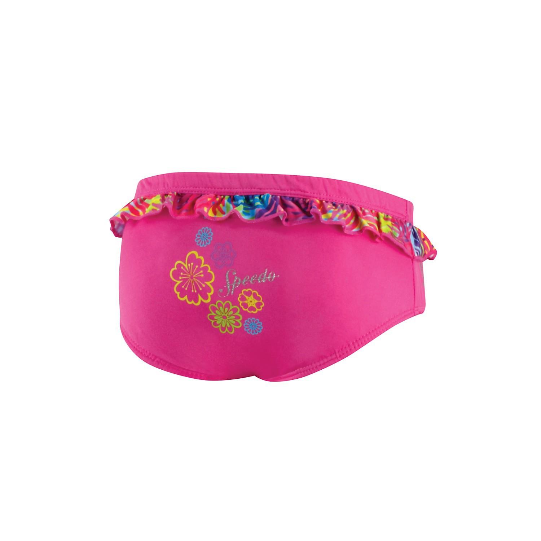 Speedo Swim Diaper Pink - Back