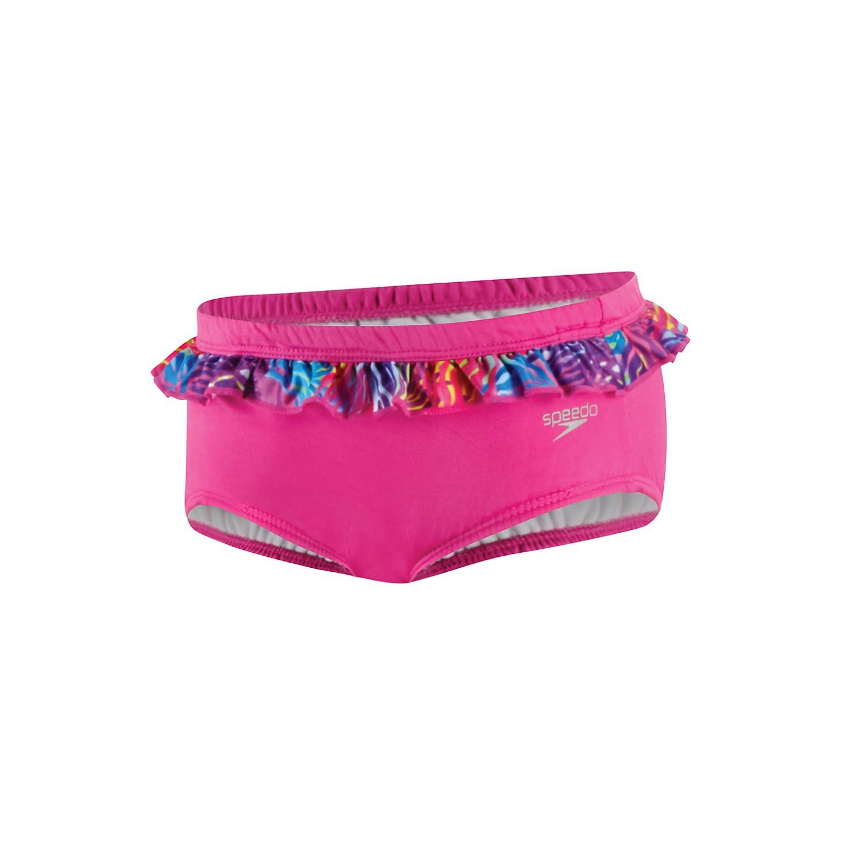 Speedo Swim Diaper Pink - Front