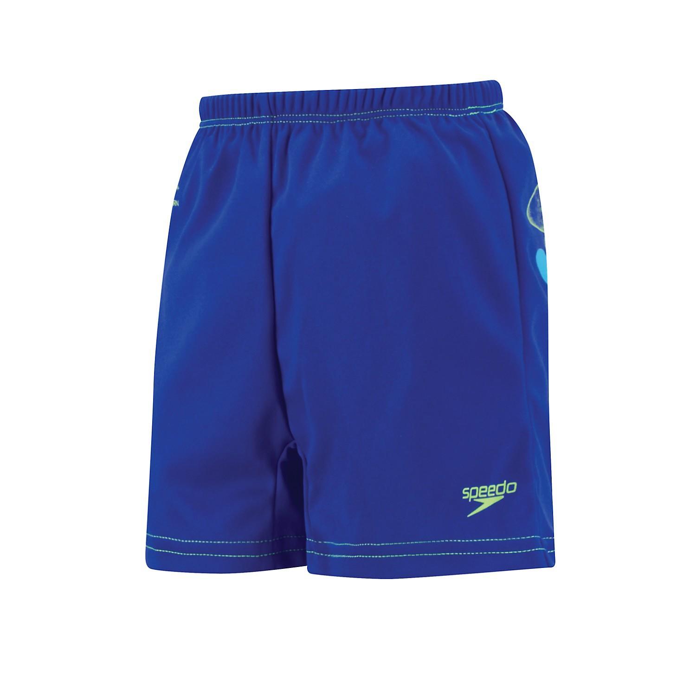 Speedo Swim Diaper Blue - Front