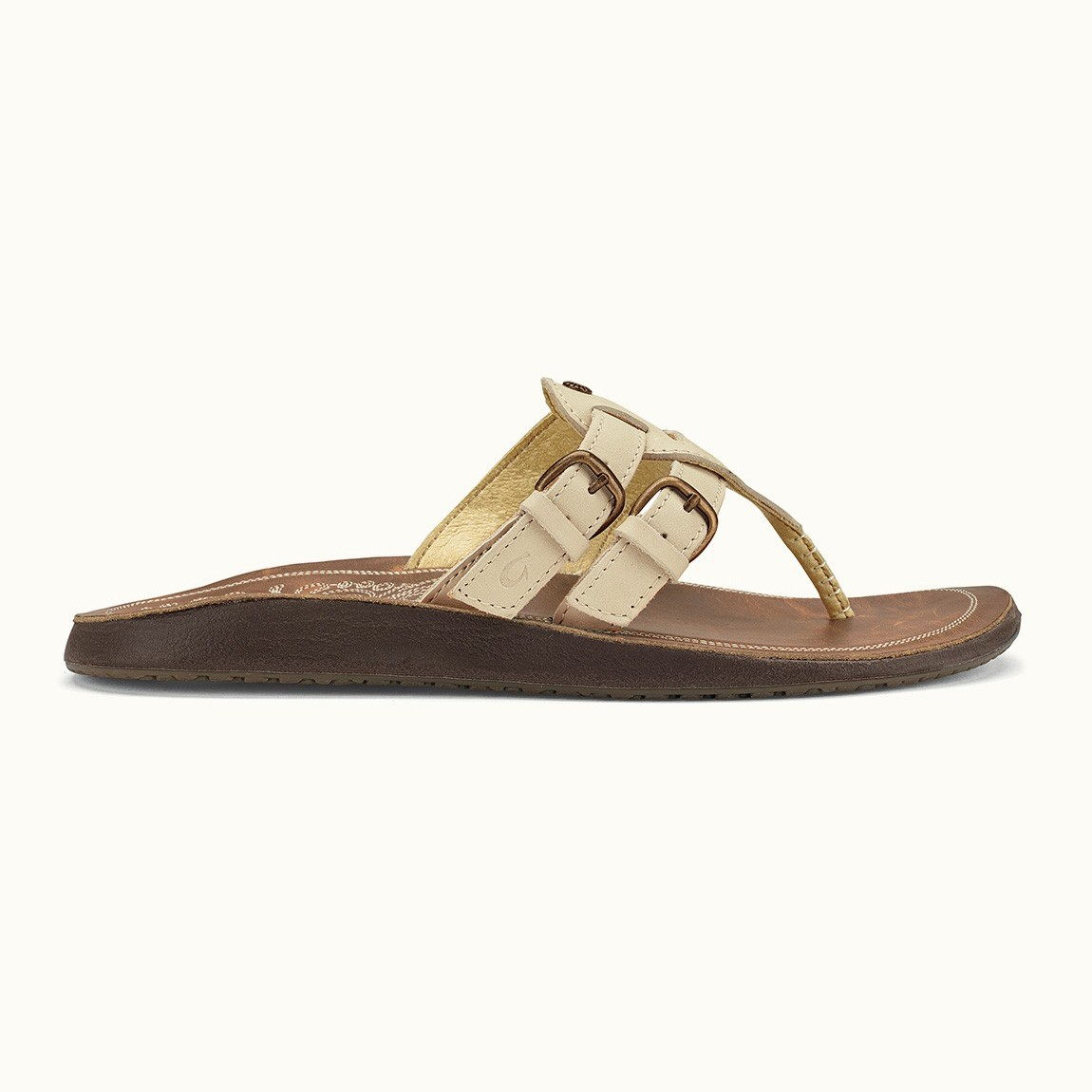 Olukai Honoka'a Leather Sandals (Women's)