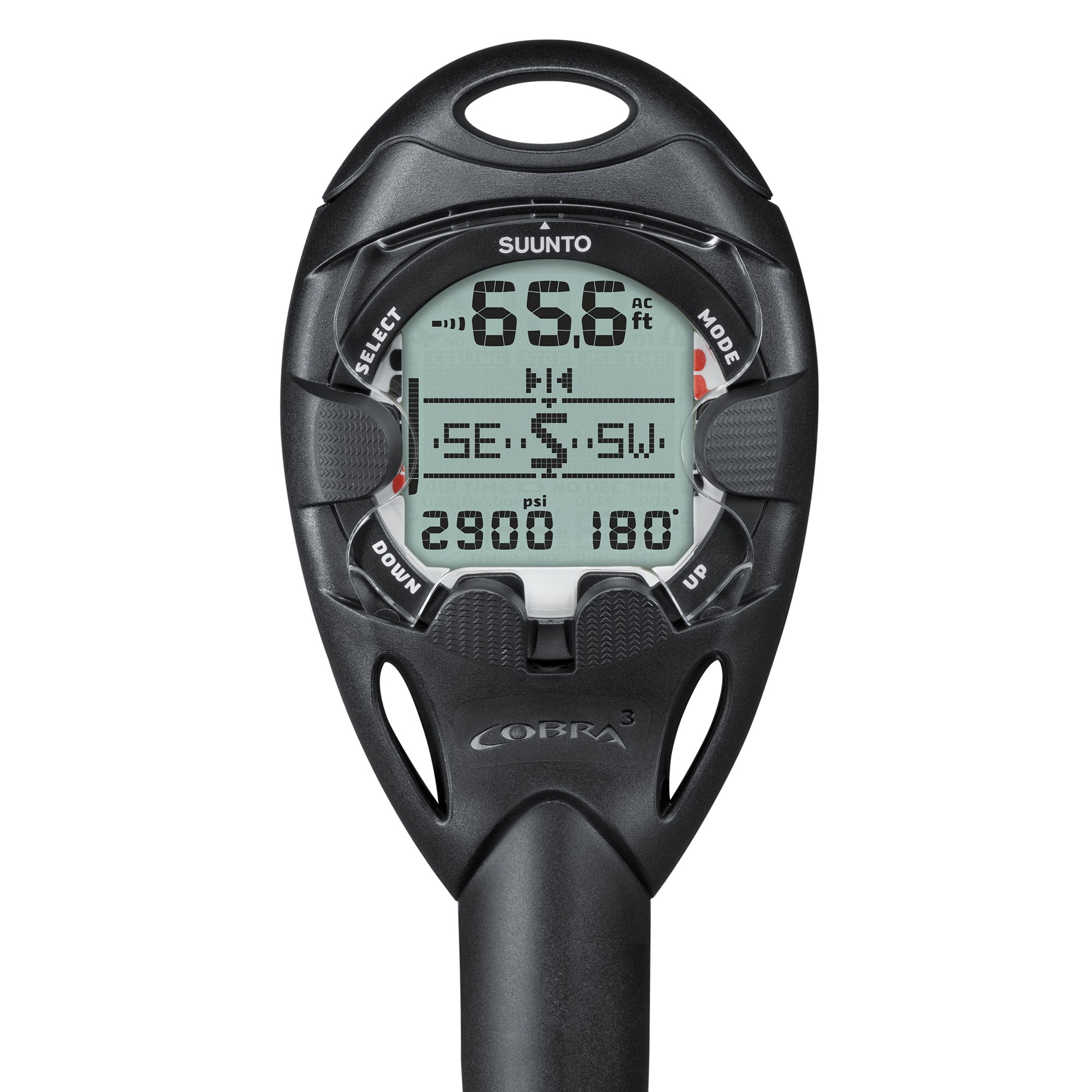 Suunto Cobra 3 with Quick Disconnect and USB Cable