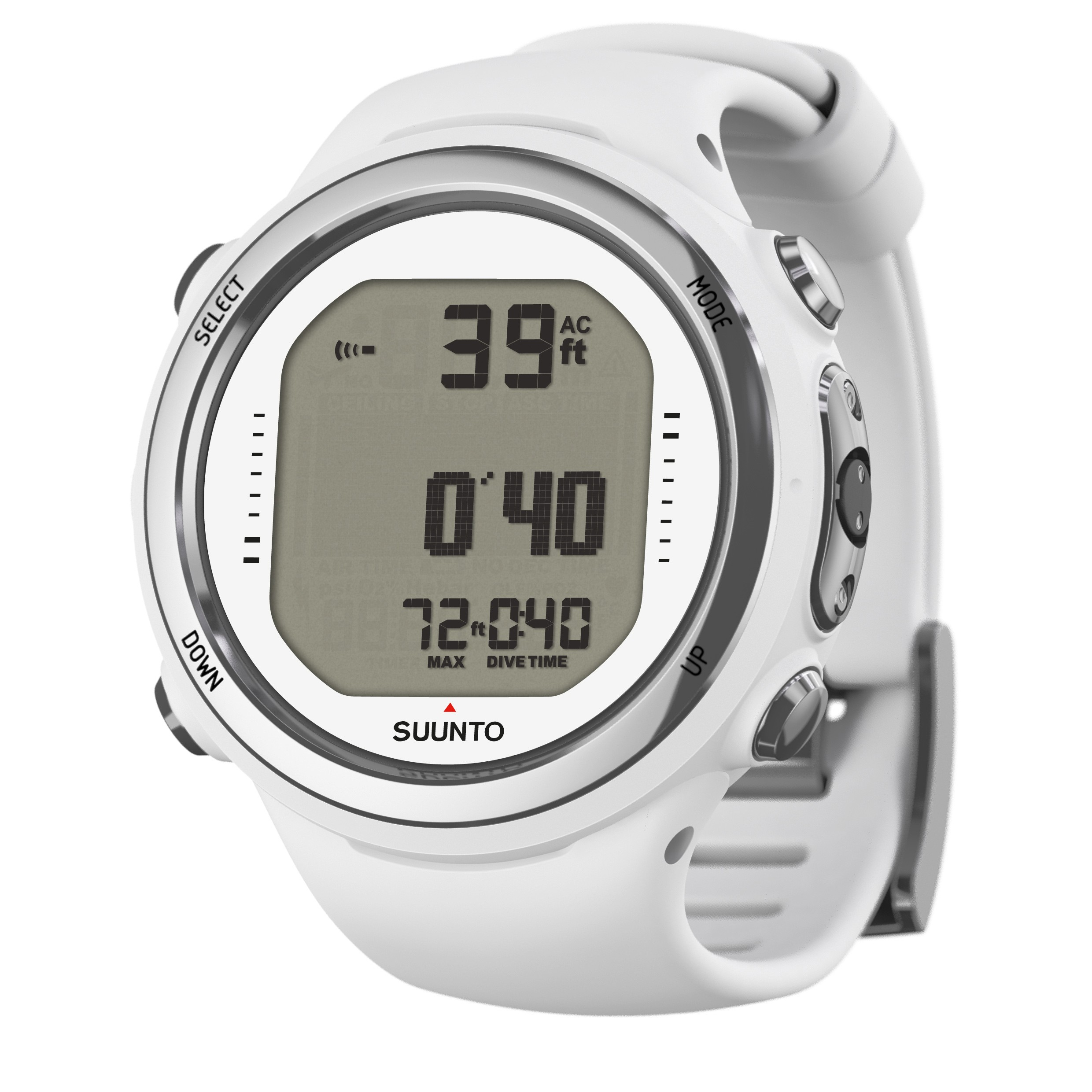 Suunto D4i Novo Dive Computer with FREE Compass - Limited Time Offer!