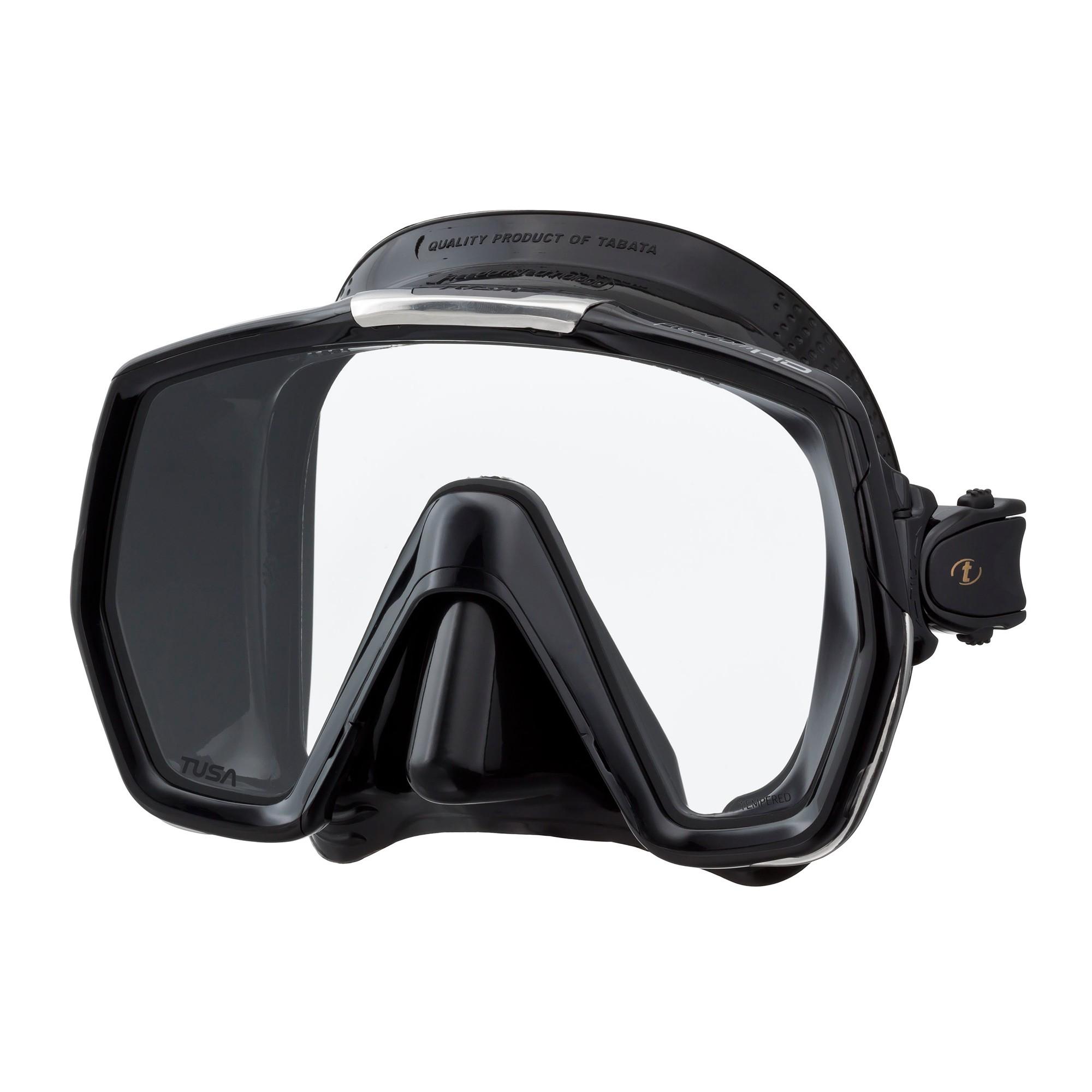 TUSA Freedom HD Mask blk blk