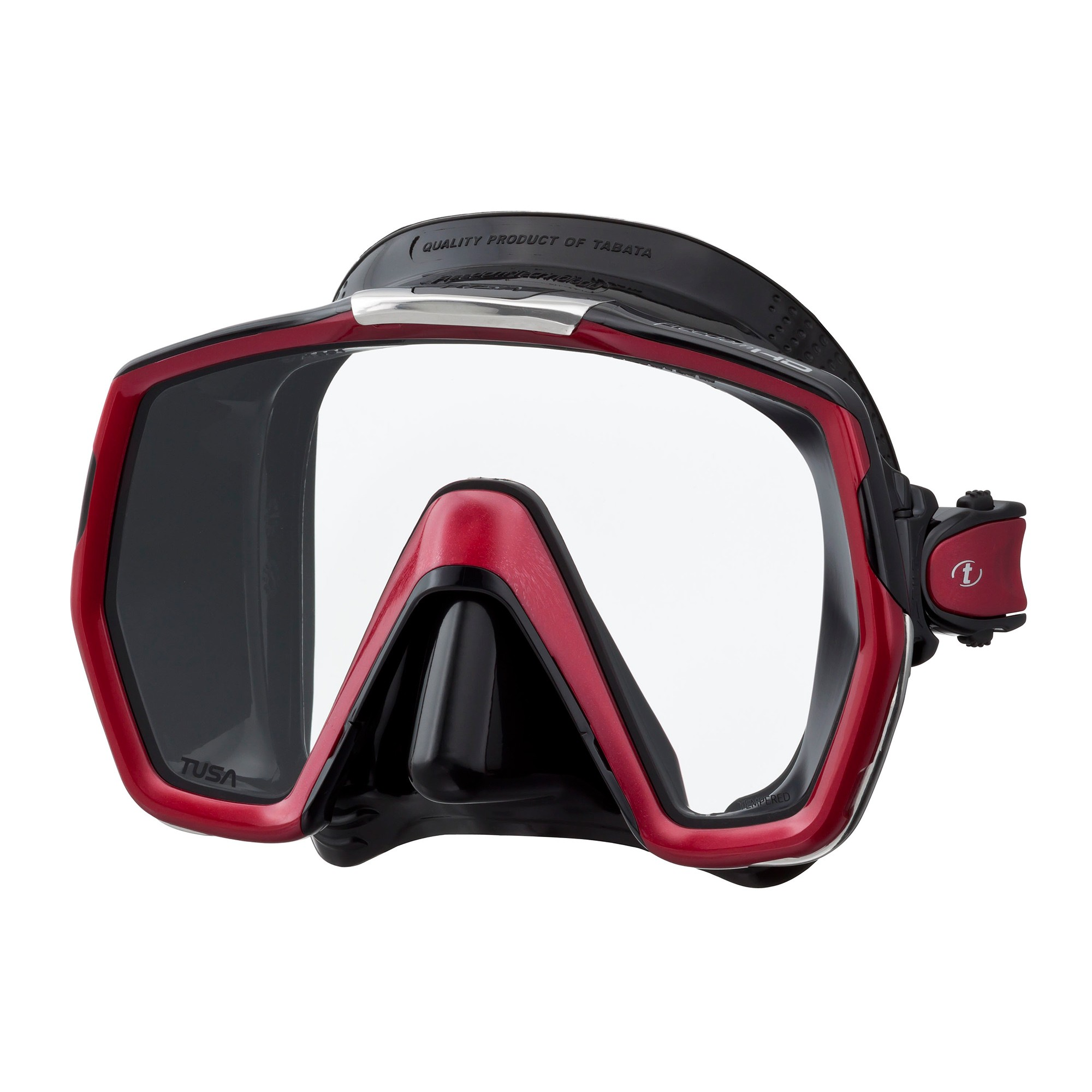 TUSA Freedom HD Mask Blk rd